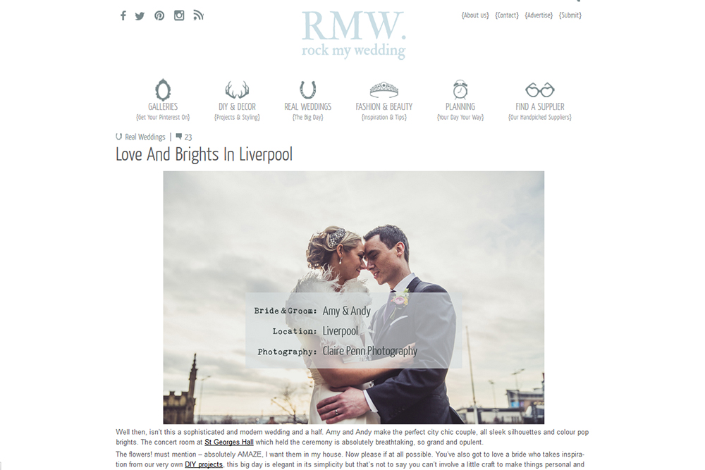 Rock My Wedding - July 2014 - Amy & Andy's modern city wedding in Liverpool.jpg
