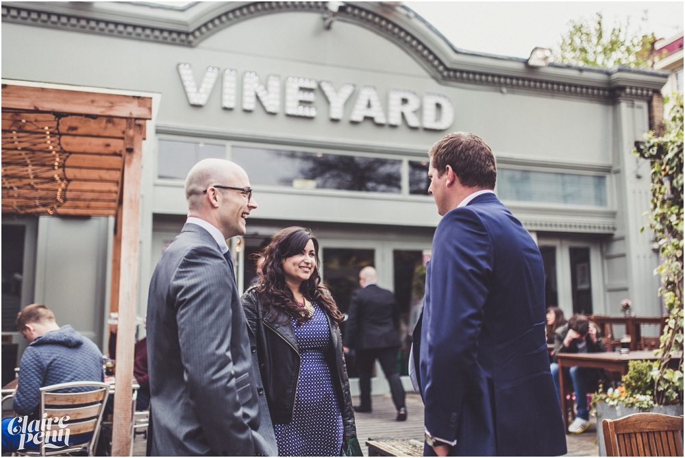 Relaxed wedding on the Thames - Islington Town Hall and The Oyster Shed, London_0008.jpg