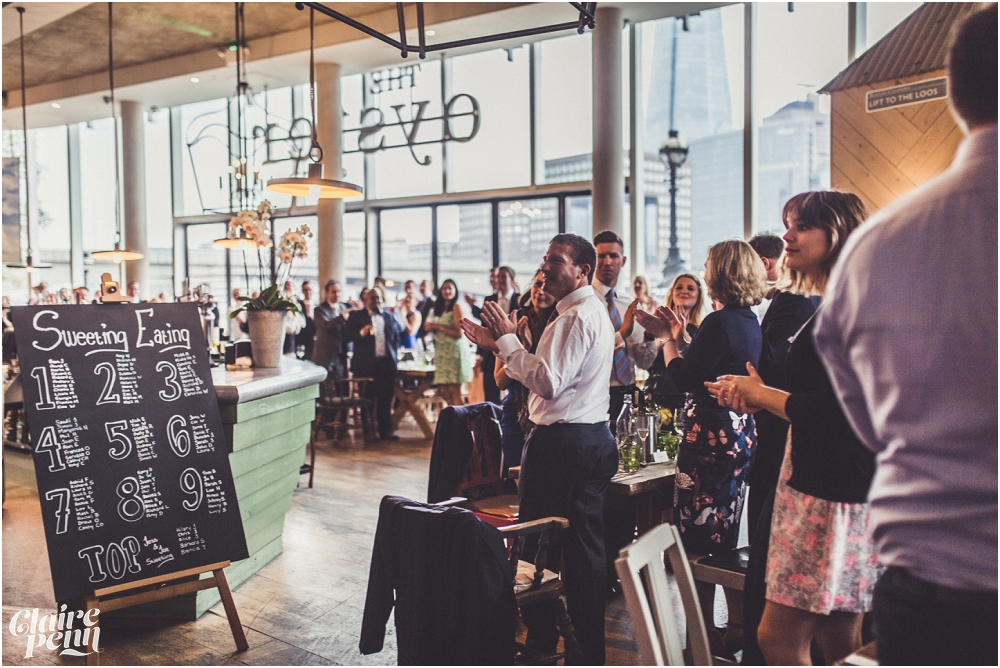 Relaxed wedding on the Thames - Islington Town Hall and The Oyster Shed, London_0043.jpg