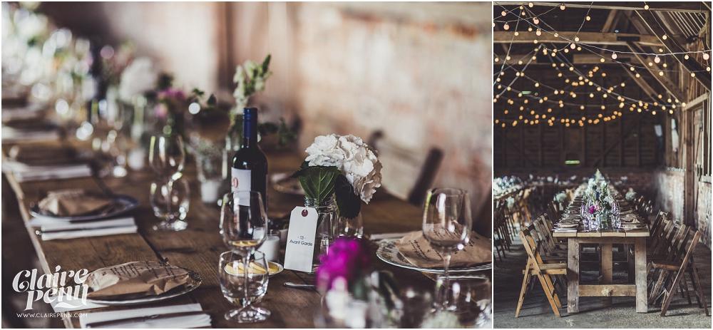 Creative, rustic North Hidden Farm barn wedding in Hungerford Berkshire_0051.jpg