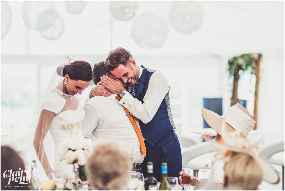 Stylish wedding at family home Carlisle_0054.jpg