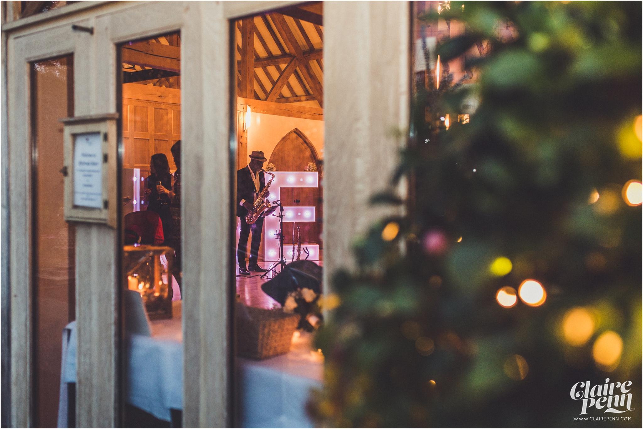 Rivervale Barn Christmas wedding Berkshire_0050.jpg