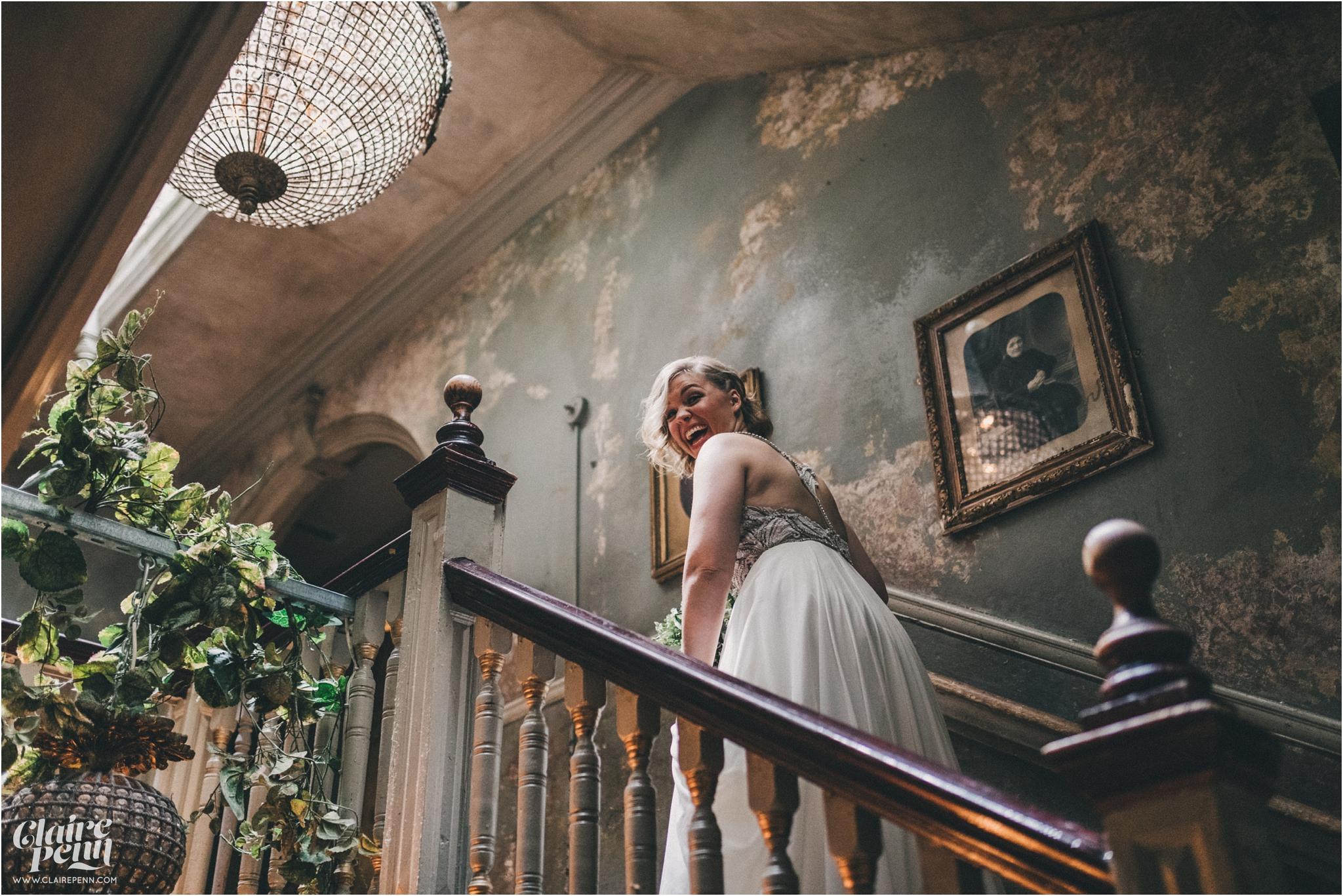 Paradise by way of Kensall Green London pub intimate wedding_0014.jpg