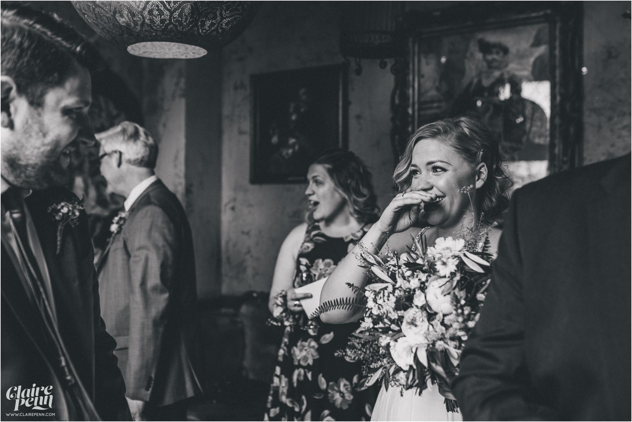Paradise by way of Kensall Green London pub intimate wedding_0021.jpg