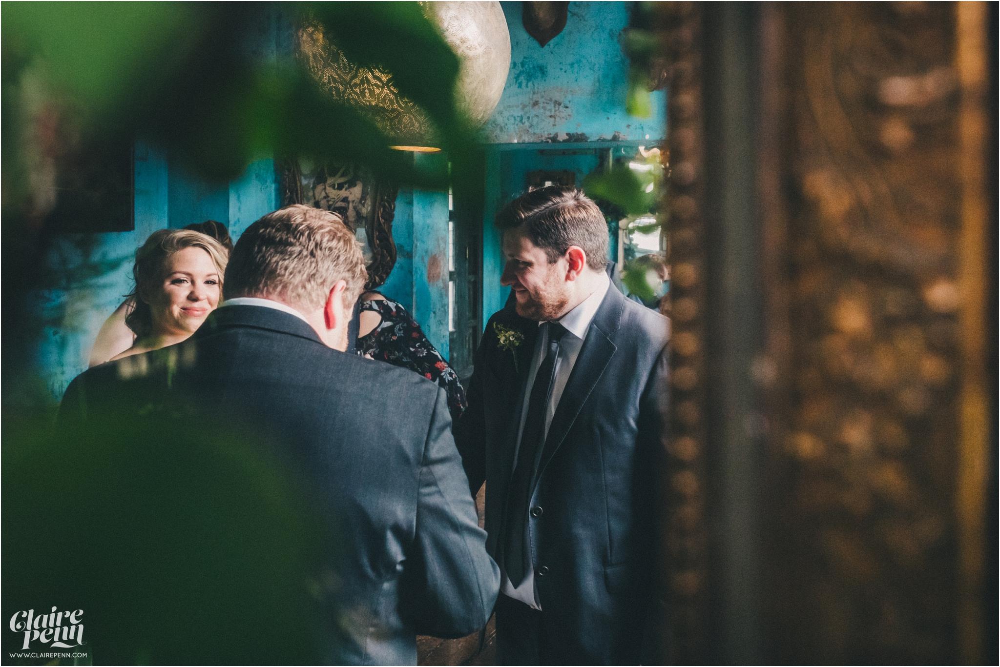 Paradise by way of Kensall Green London pub intimate wedding_0027.jpg