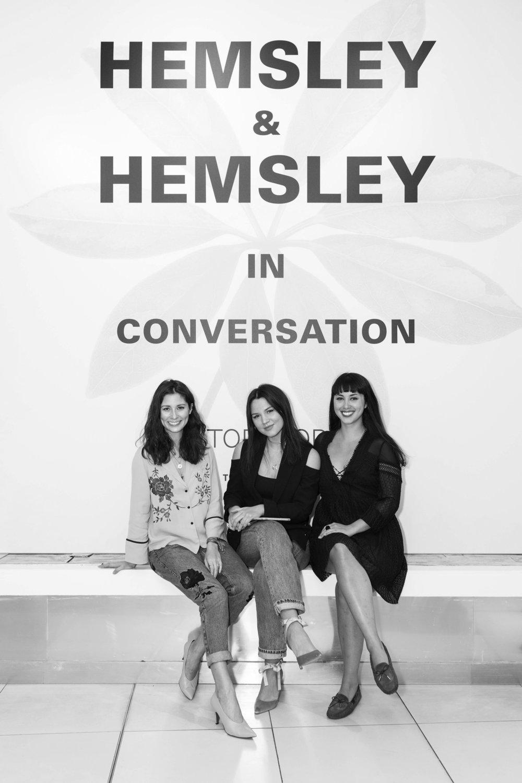 HEMSLEY + HEMSLEY - The WW Club @ TOPSHOP