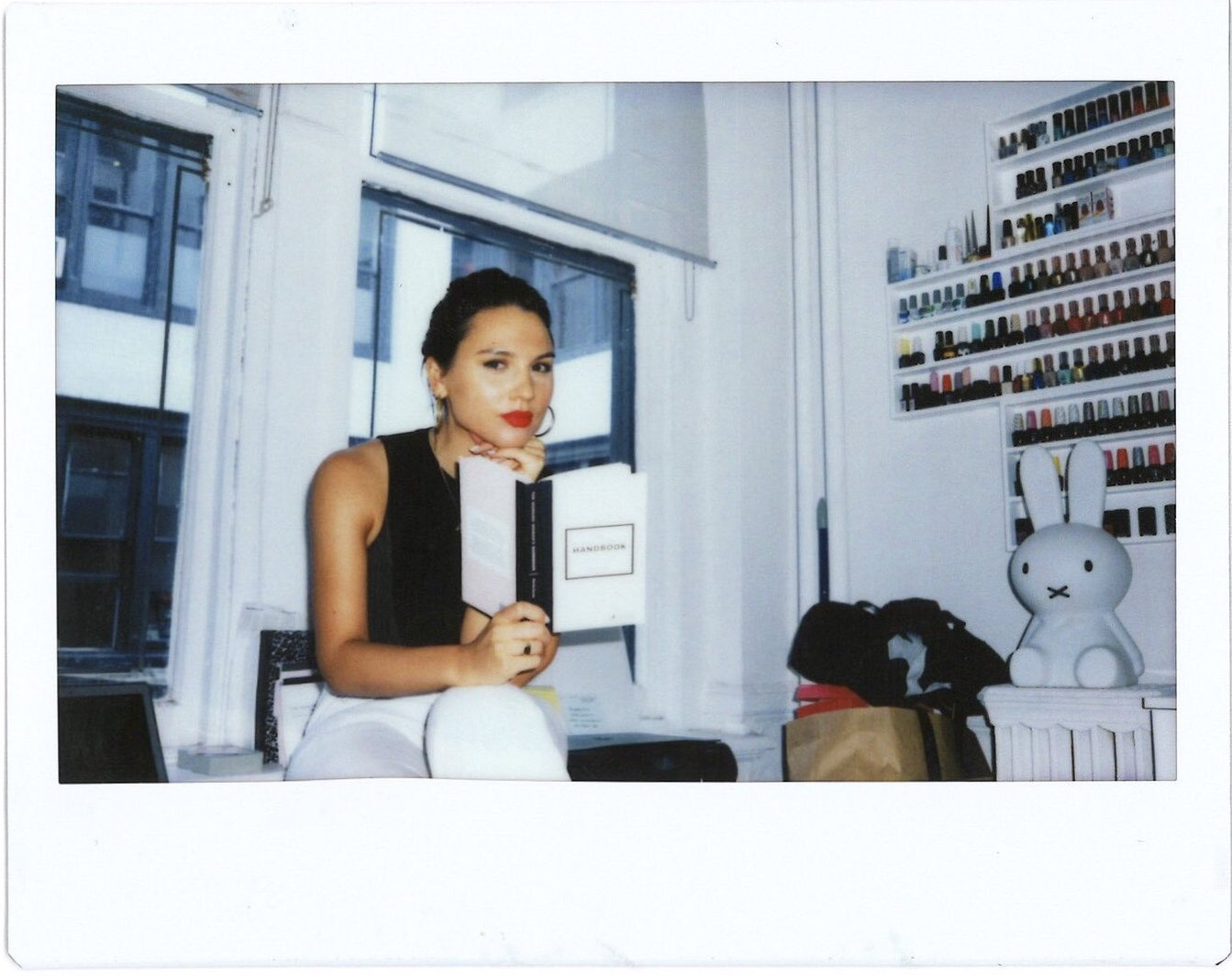 MILK MAKEUP - VIBES - Book Club: The Working Woman's Handbook