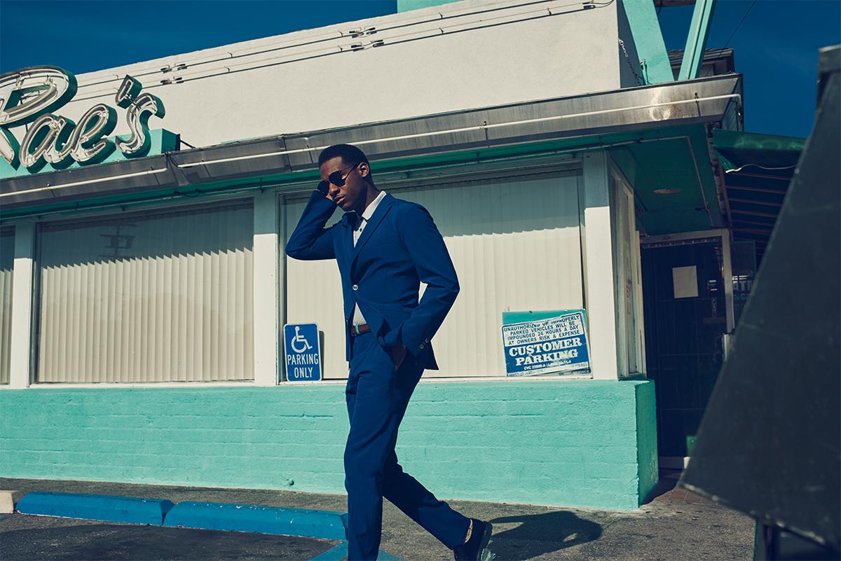 Leon Bridges - Mr Porter