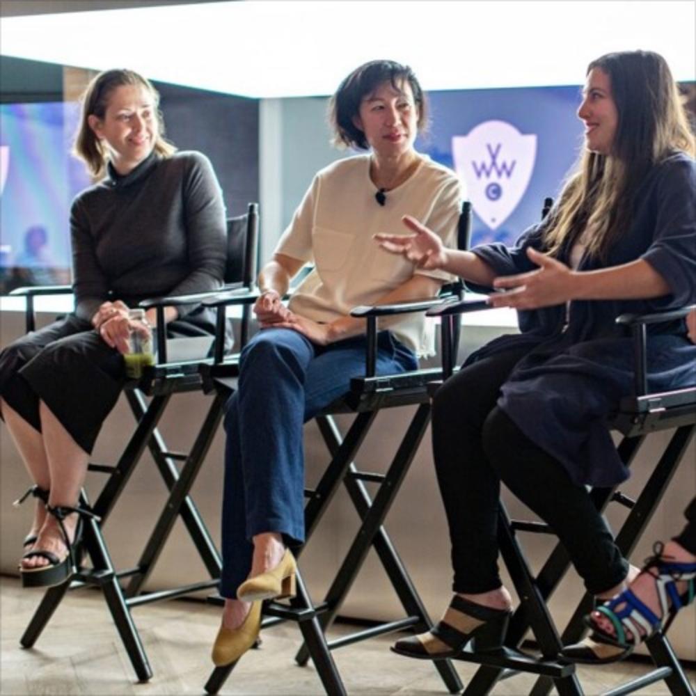 Karen wong + brittany Asch + julie igarAshi + Lauren hoffman - The WW Club at Nike 45 Grand: PERFORMANCE