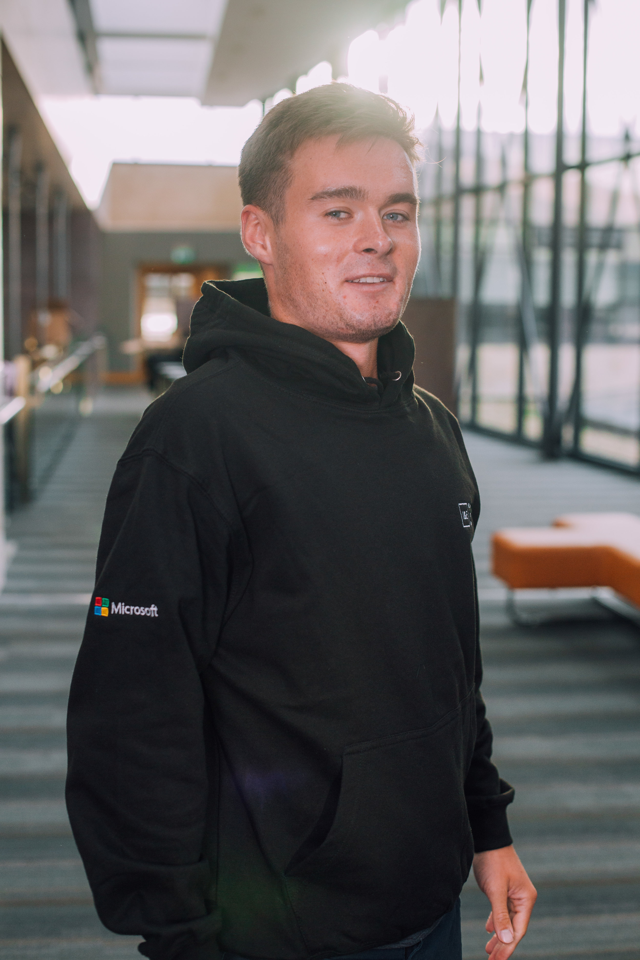 Head of Speaker Series   Neil Stokes