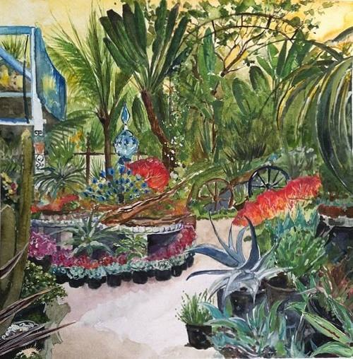 Gardens by the Sea - Katie Geis