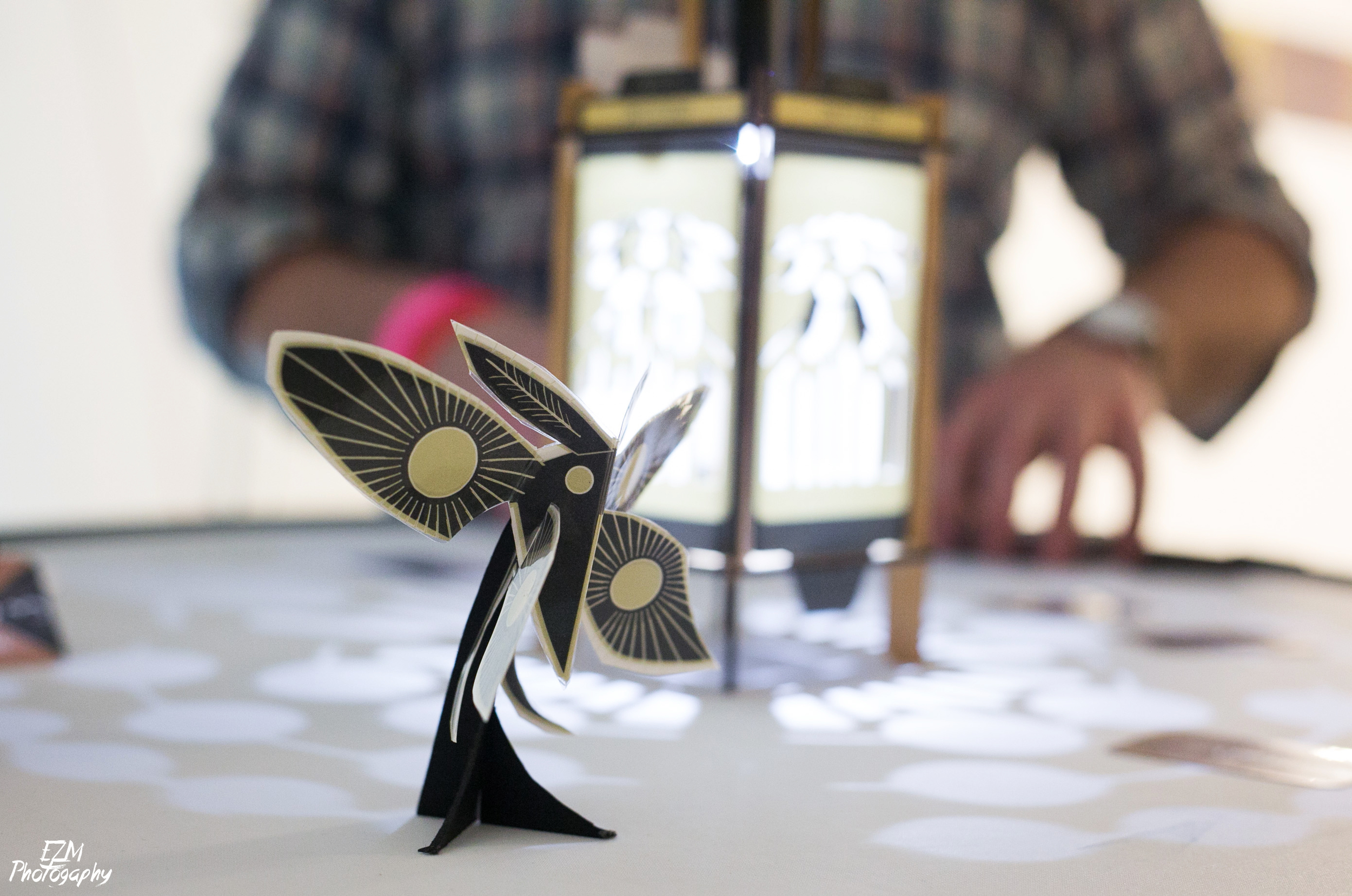 The Synx is the first game built for the Larklamp Lantern