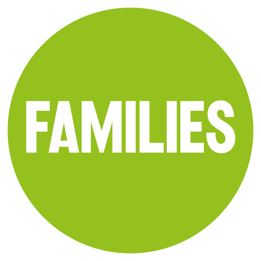 We provide amazing home andoutdoor workshopsfor every family size.  Go to      Families page    →