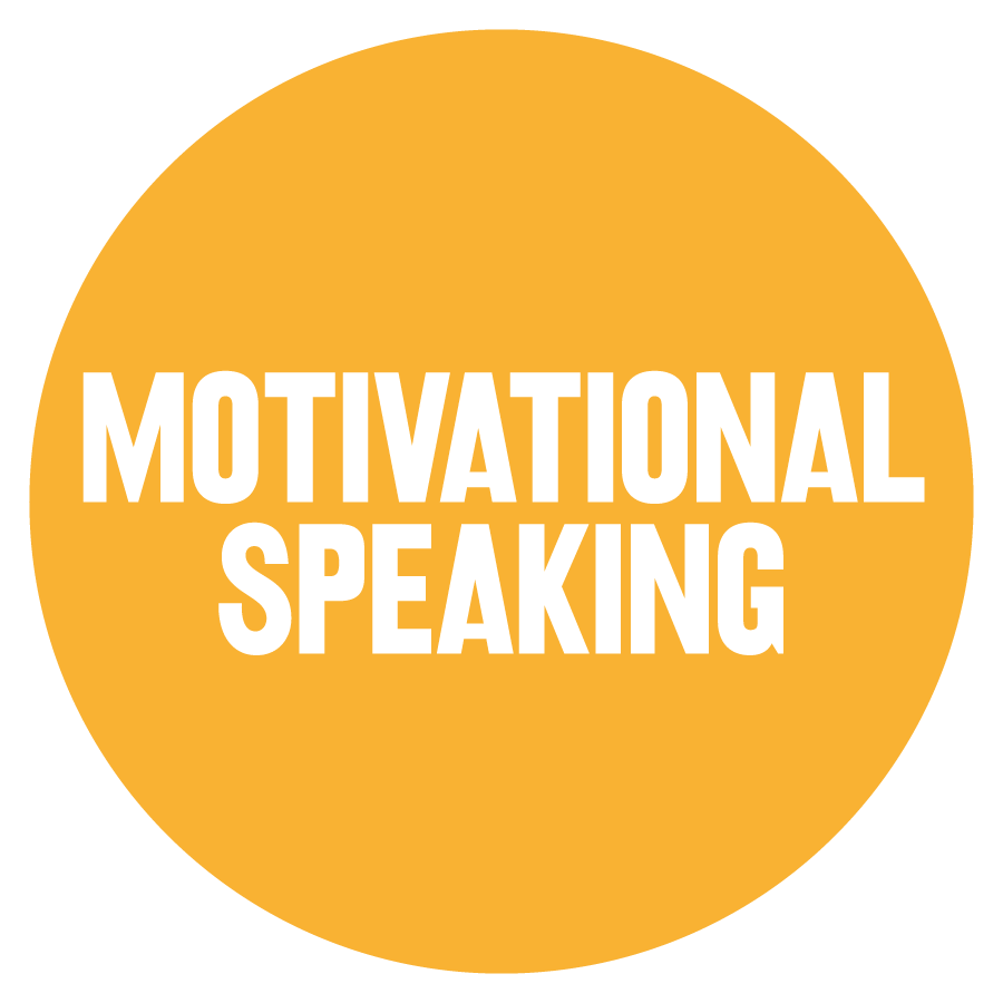 Looking for clear goalsto rekindle your passion and ambitions?  Go to      Motivational Speaking page     →