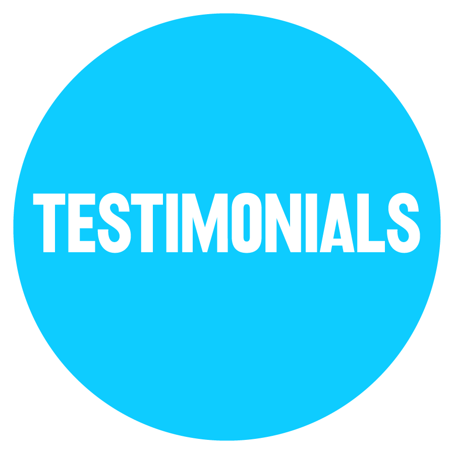 Want to see what everyone else is saying? Don't just take our word for it,   G  o to      Testimonialspage    →