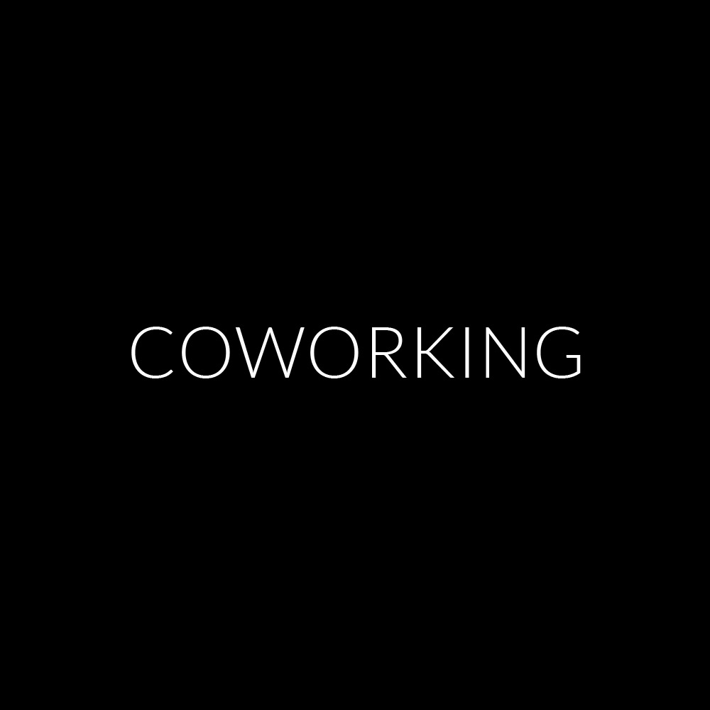 COWORKING   freitags 10-18 Uhr