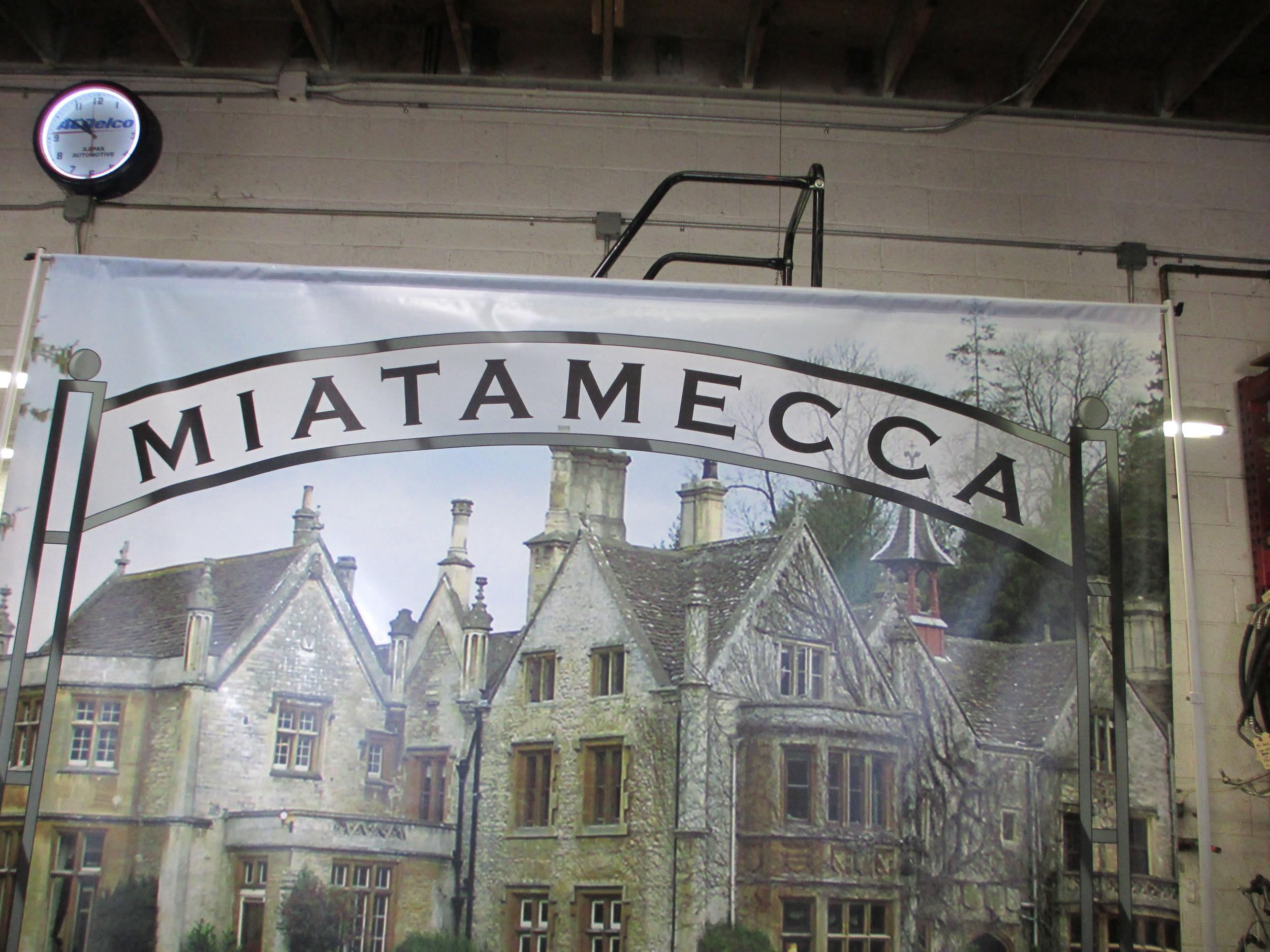 Mike's Miata Mecca