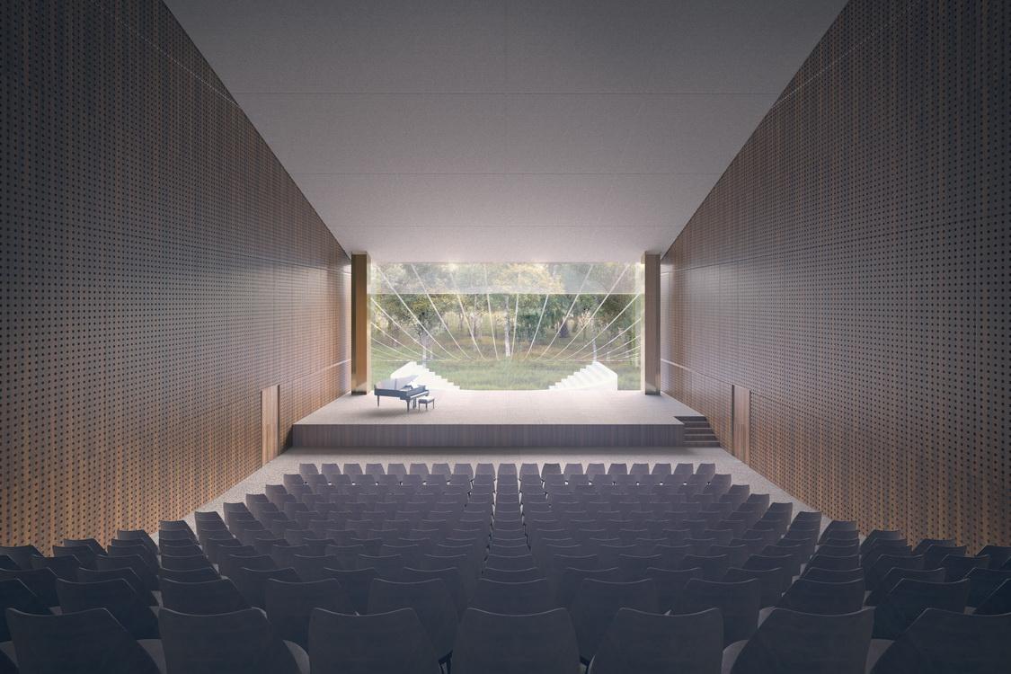 Philharmonic Hall - Small Hall