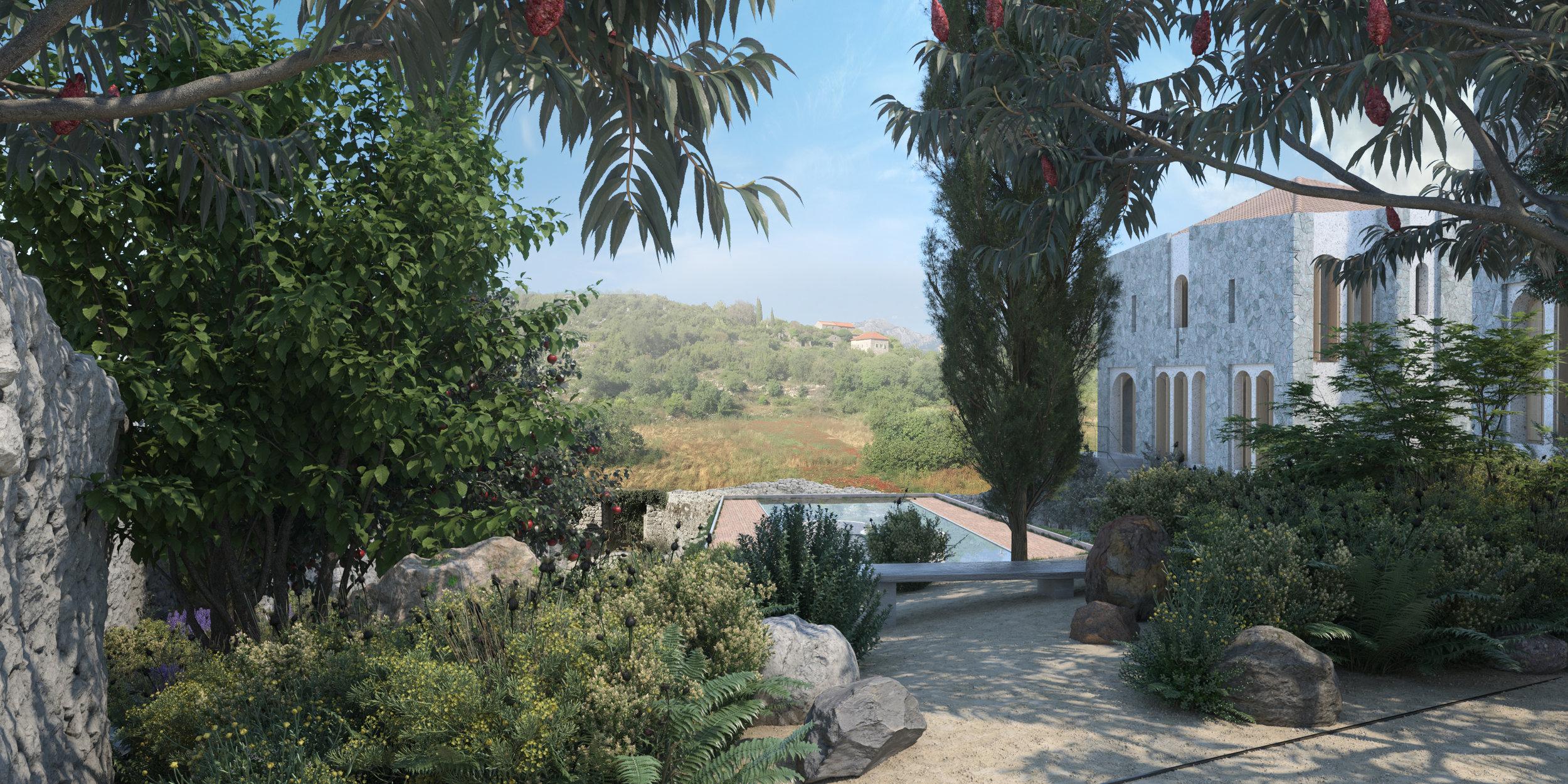 Cypress Hills © MADA