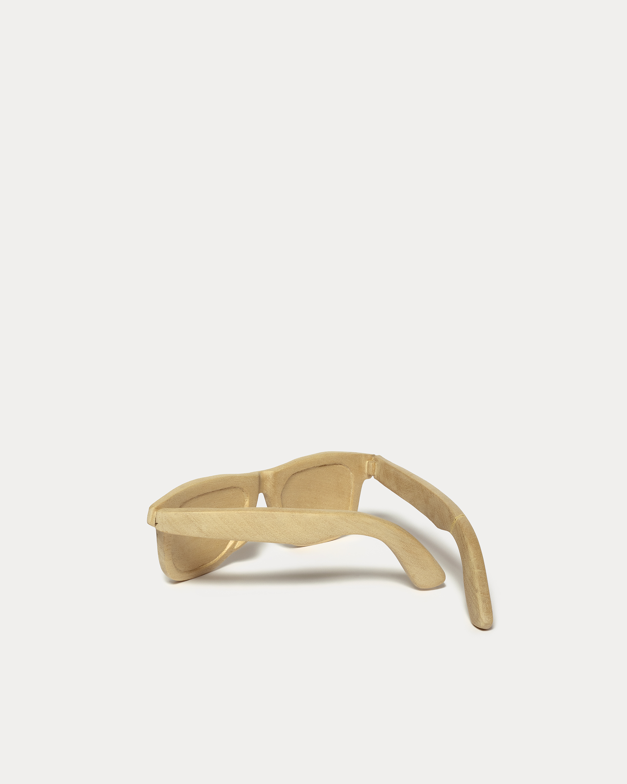 This Is Not A Gun, Sunglasses for DeCarlos Moore,  27 Carving Hours