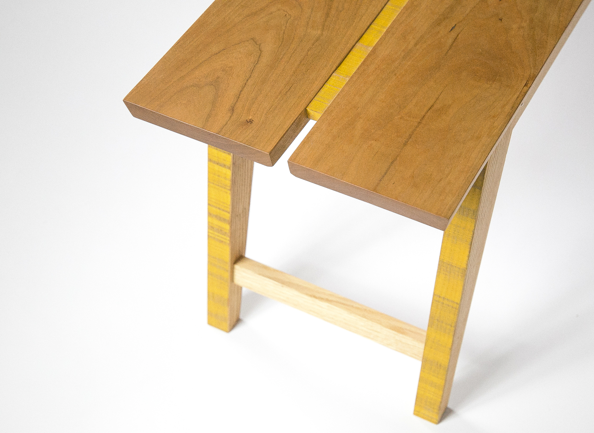 stripe - a bench