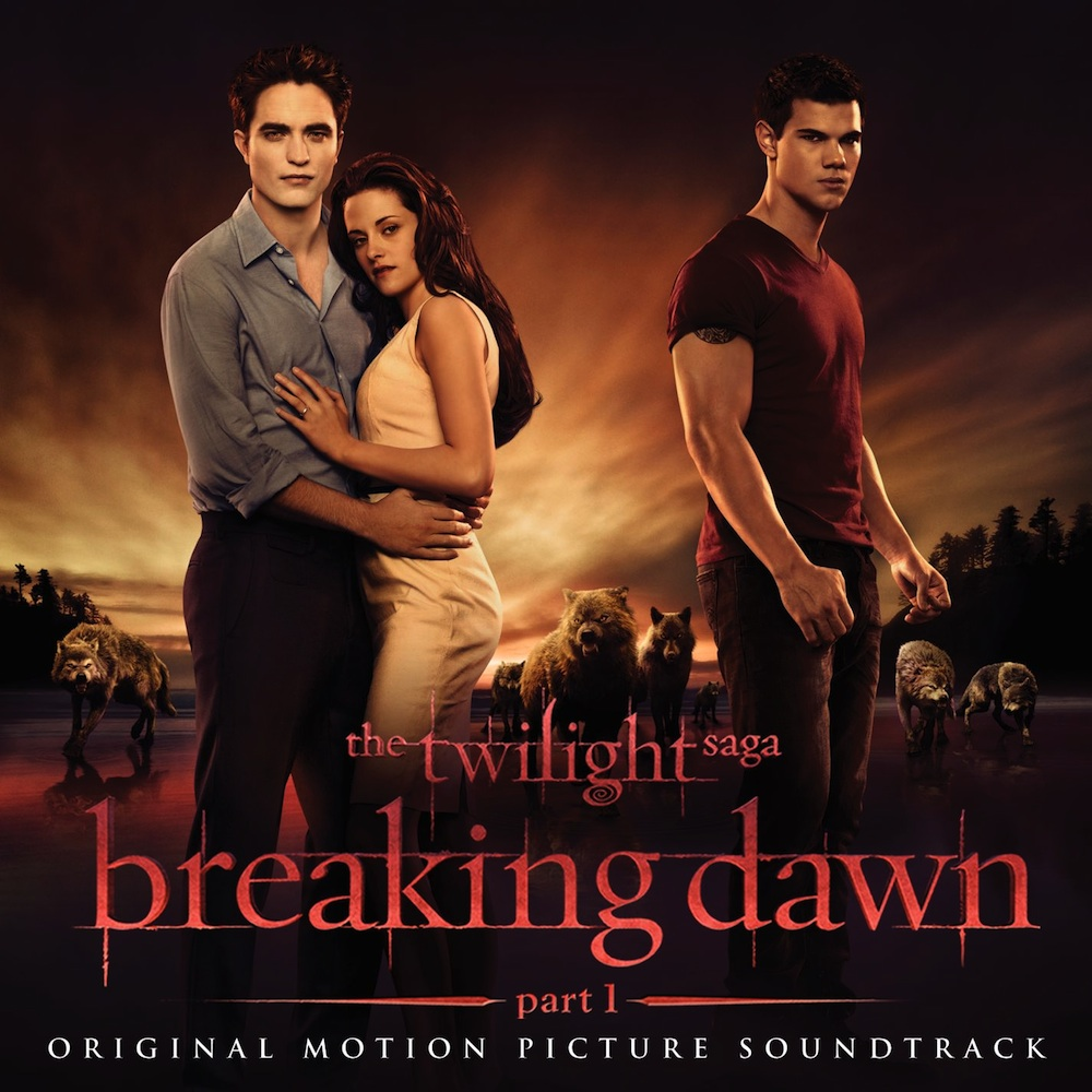 "Christina Perri: A Thousand Years (from ""Twilight: Breaking Dawn"")"