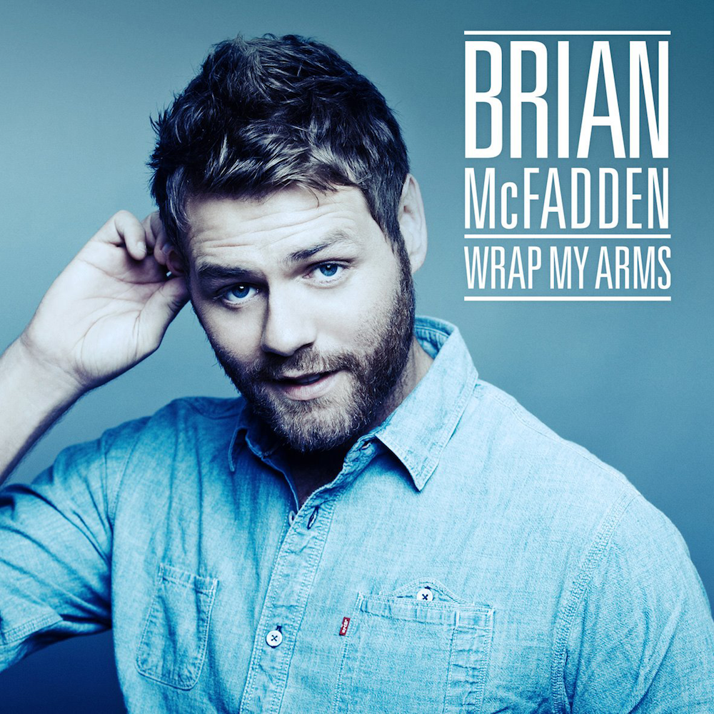 Brian McFadden: Wrap My Arms - Single