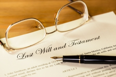Advanced funeral planning legal documents.