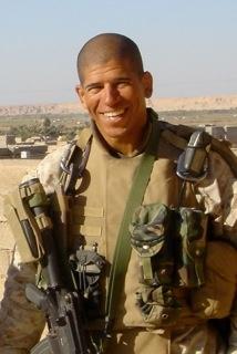 Maj  Ray J  Mendoza — 1 Day for the K I A