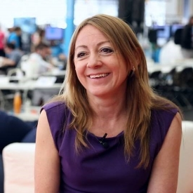 Pru Ashby is VP Business Development, North America, for London & Partners, based in New York.