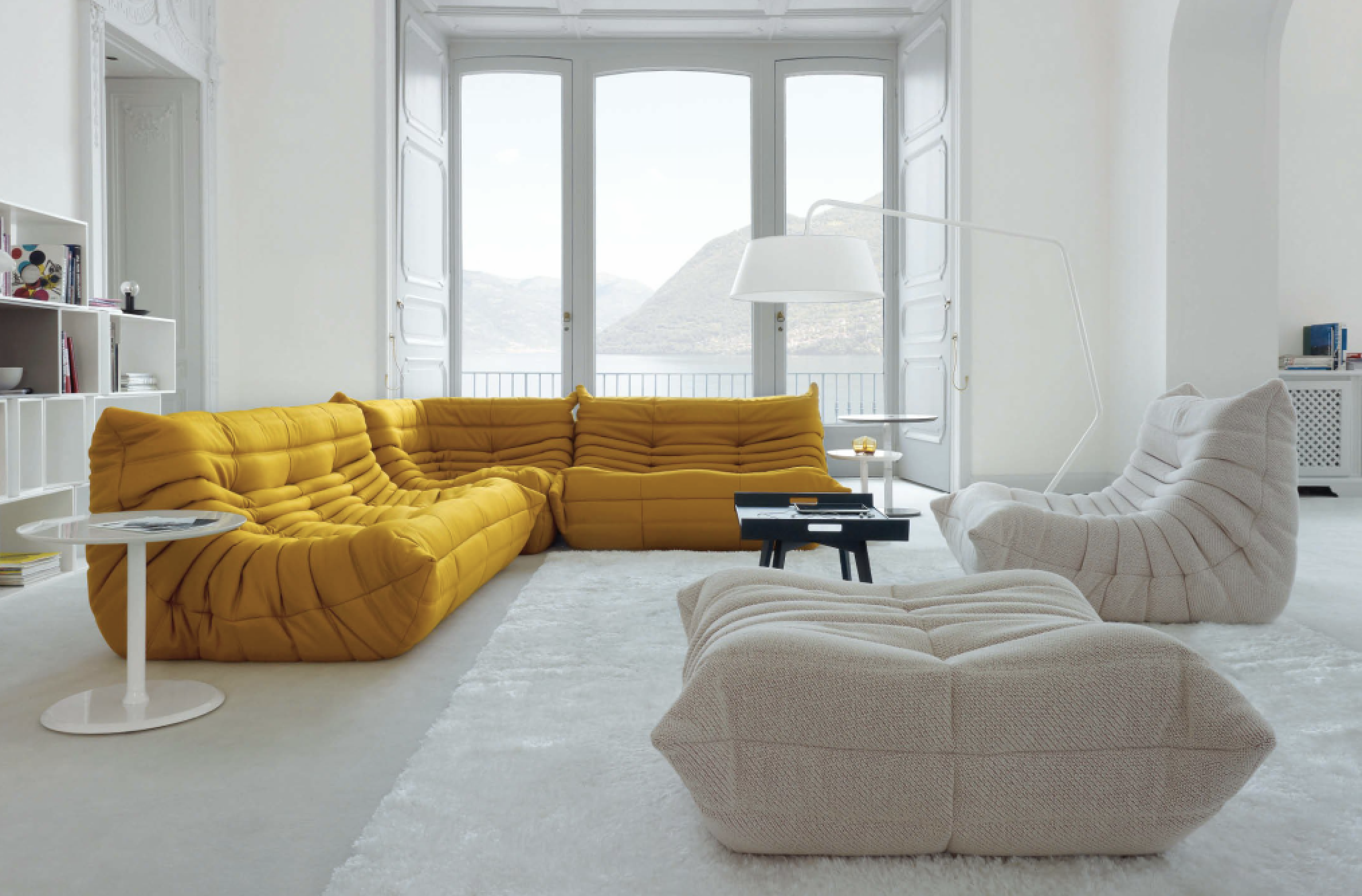 Ligne Roset Multy Slaapbank.Ligne Roset Loncin Interieur A Beautiful Home
