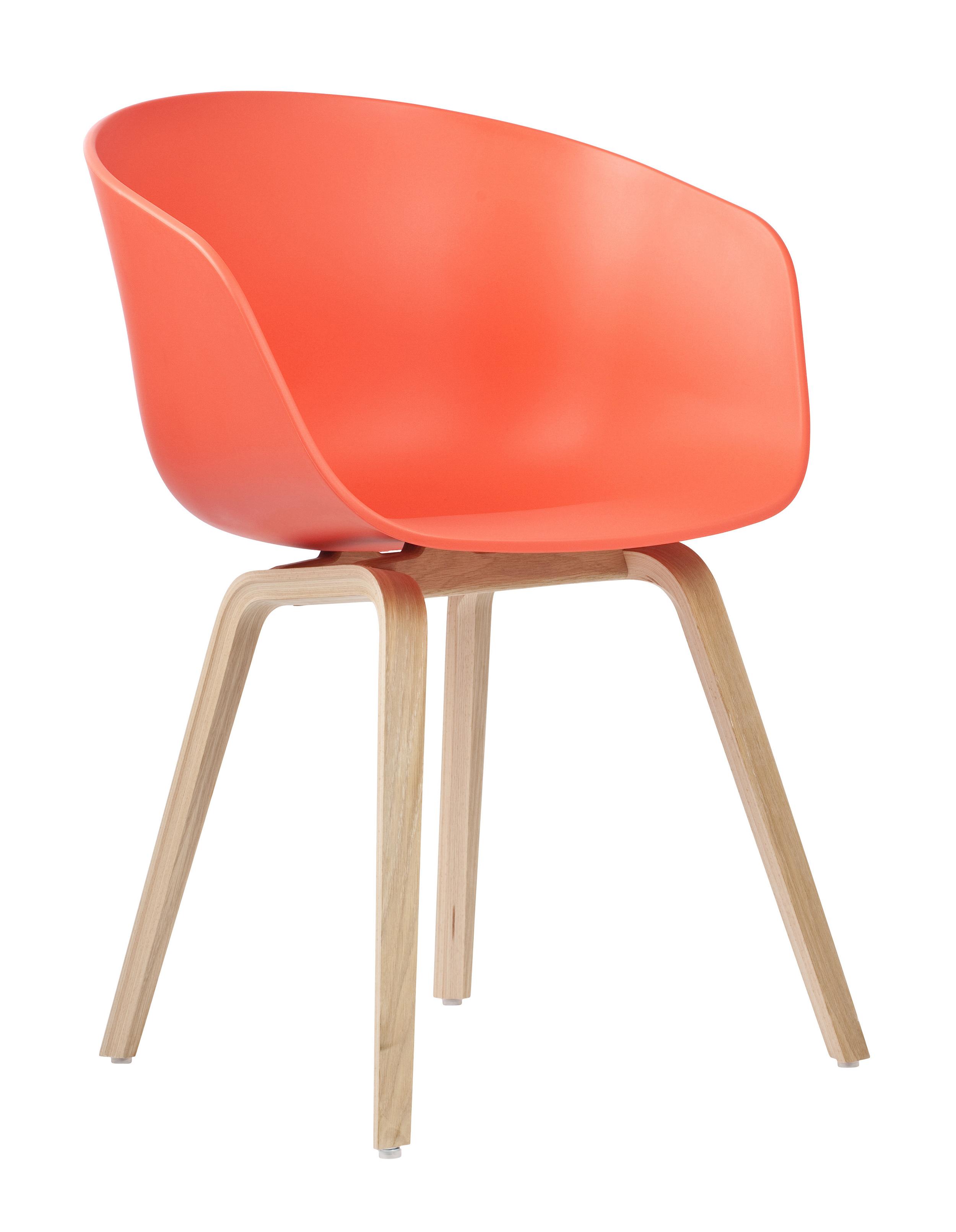 AAC22 Oak Soaped Base coral HAY About a chair design stoel Loncin design meubel zetel Leuven Brussels mechelen antwerpen vlaams-branbant Limburg Hasselt Tongeren Genk Sint-Truiden Zoutleeuw.jpg