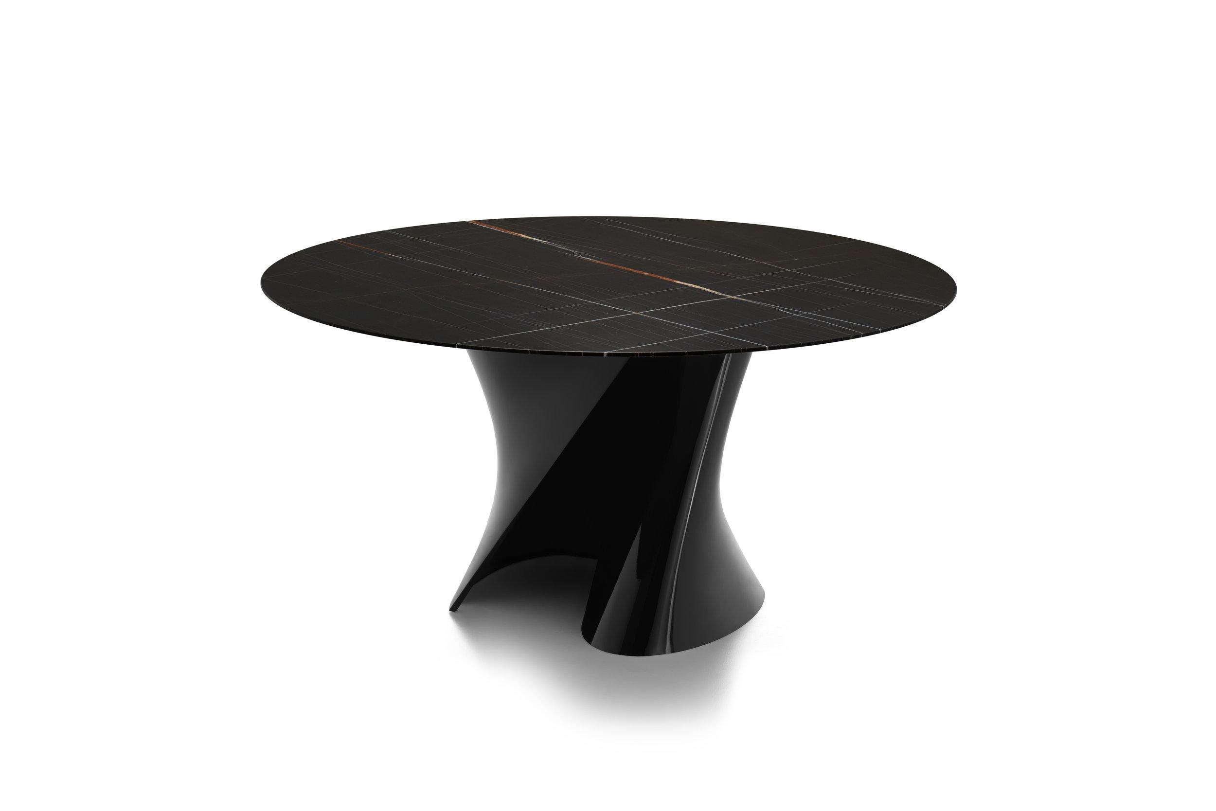 S Table Black Xavier Lust MDF Italia meubelwinkel verdeler winkel design tafel Loncin Interieur Leuven Hasselt Mechelen Brussels Bruxelles Antwerpen Gent 2.jpg