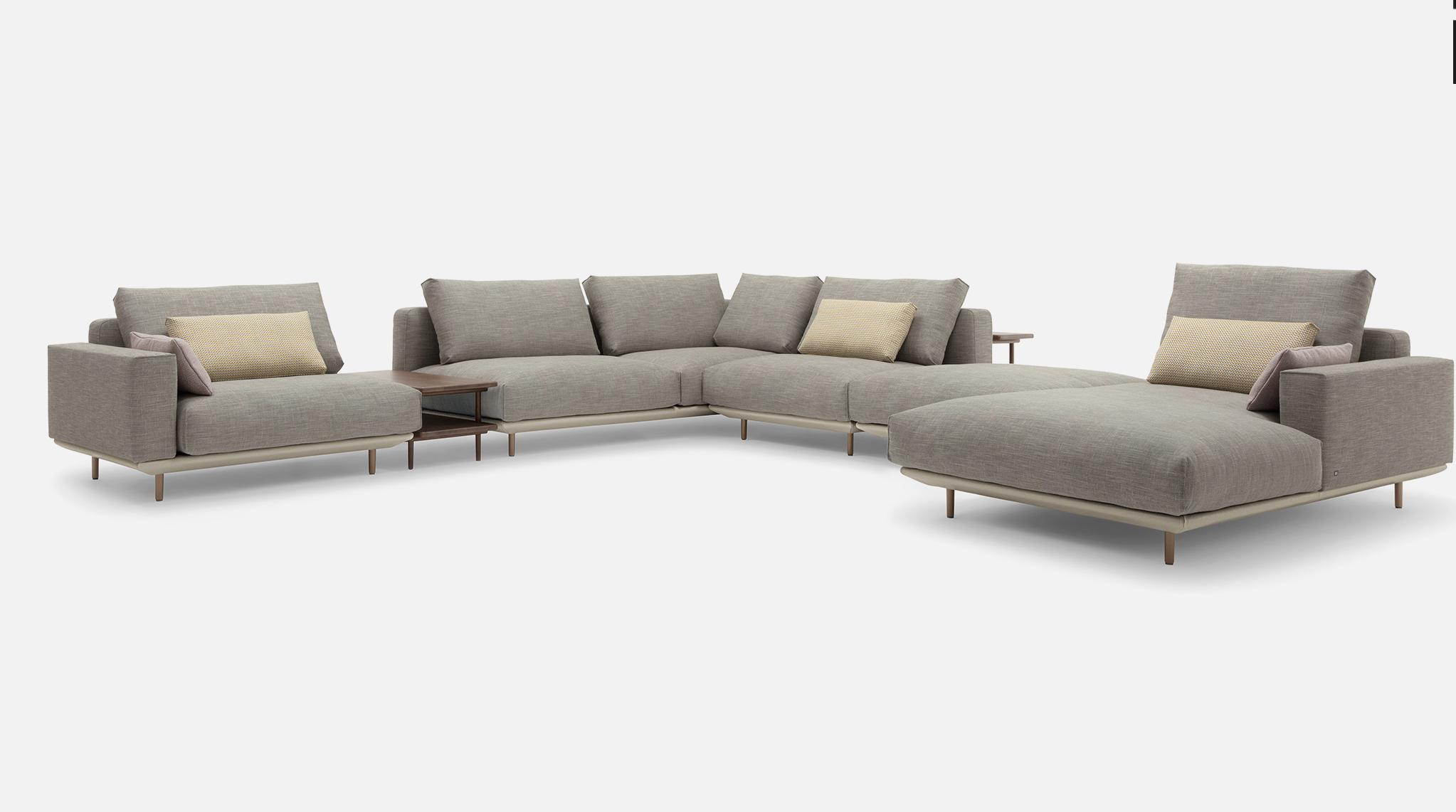 Rolf Benz Volo sofa zetel zitbank in interieurwinkel meubelwinkel design Loncin in Leuven Hasselt Mechelen Brussels Bruxelles Antwerpen Sint-Truiden Limburg en Brabant 2.png