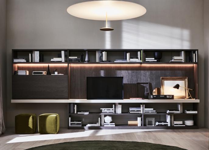 Molteni 505 kastensysteem officele verdeler design meubelwinkel kasten dressoir Loncin in Hasselt Mechelen Limburg Brabant Liege Namur Wavre Bruxelles Brussels 6.png