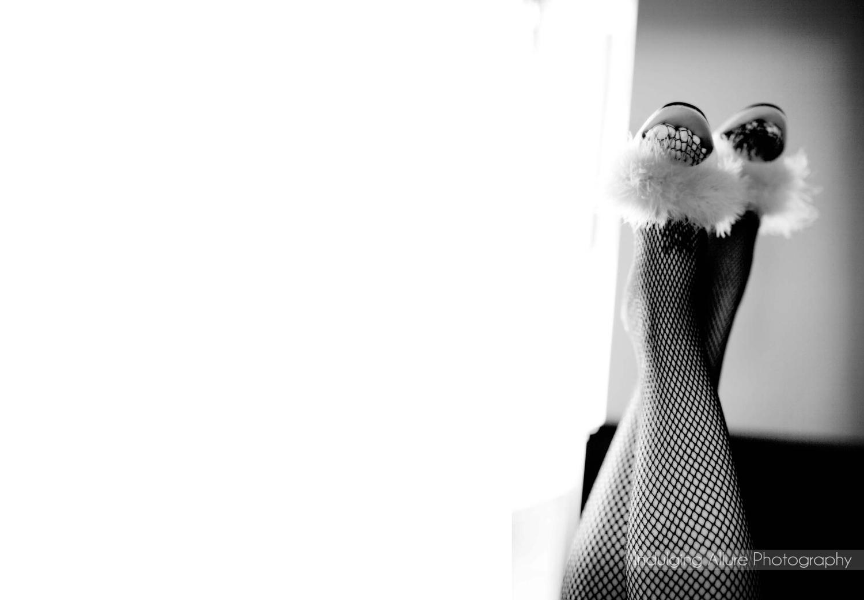 sassy boudoir photo
