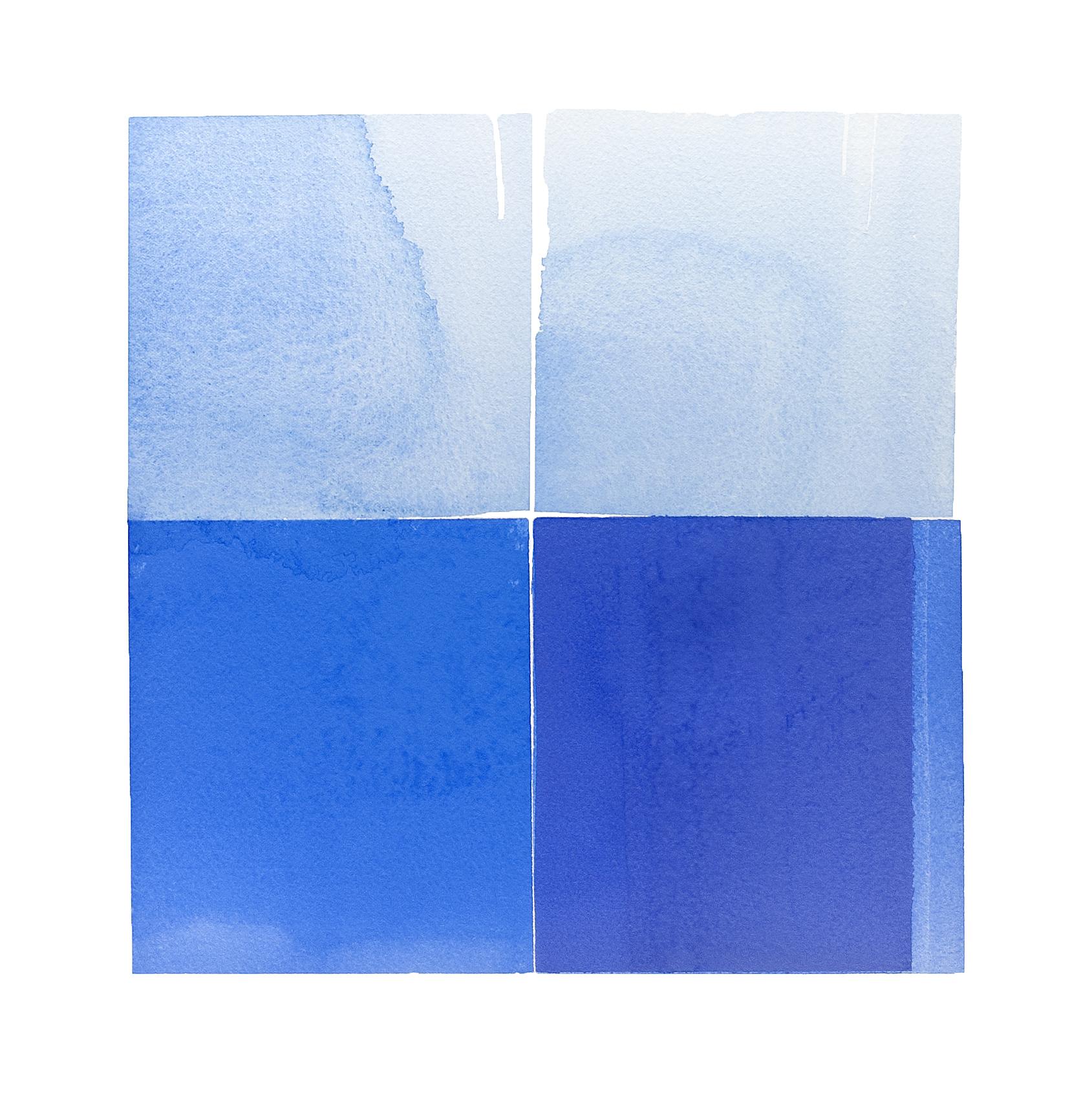 "Leviathan VIII---w/c on Fabriano Artistico---10.75"" x 10.25"""