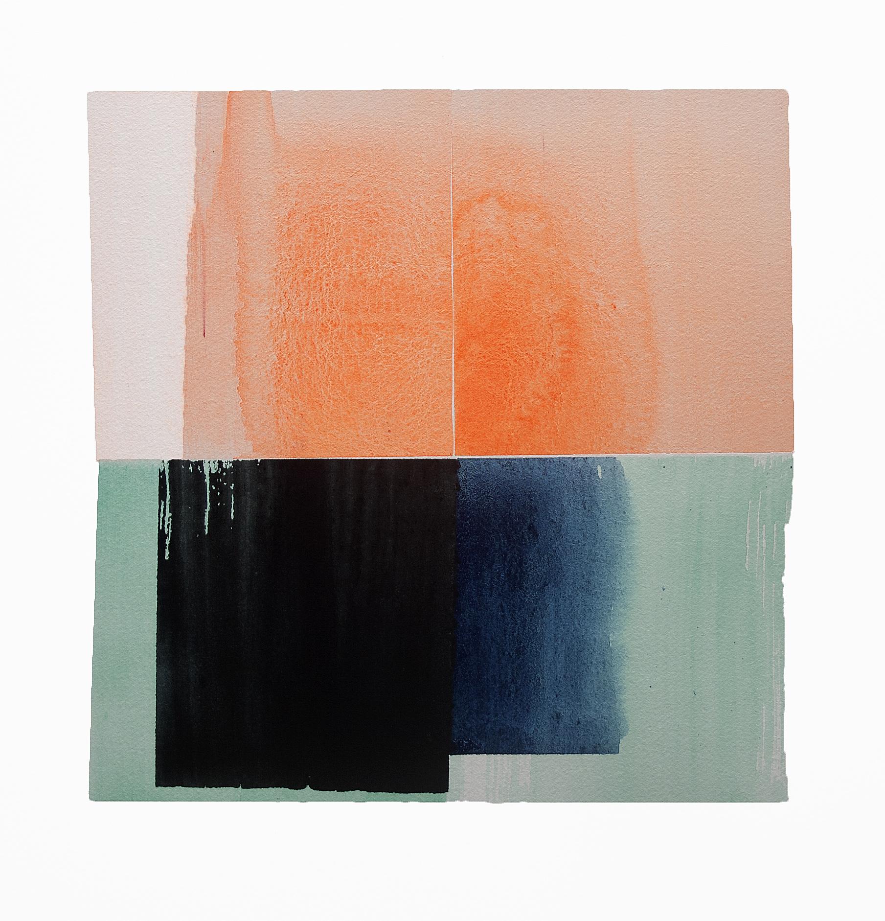 """ignis fatui---w/c on Fabriano Artistico---10.75"""" x 10.25"""""""