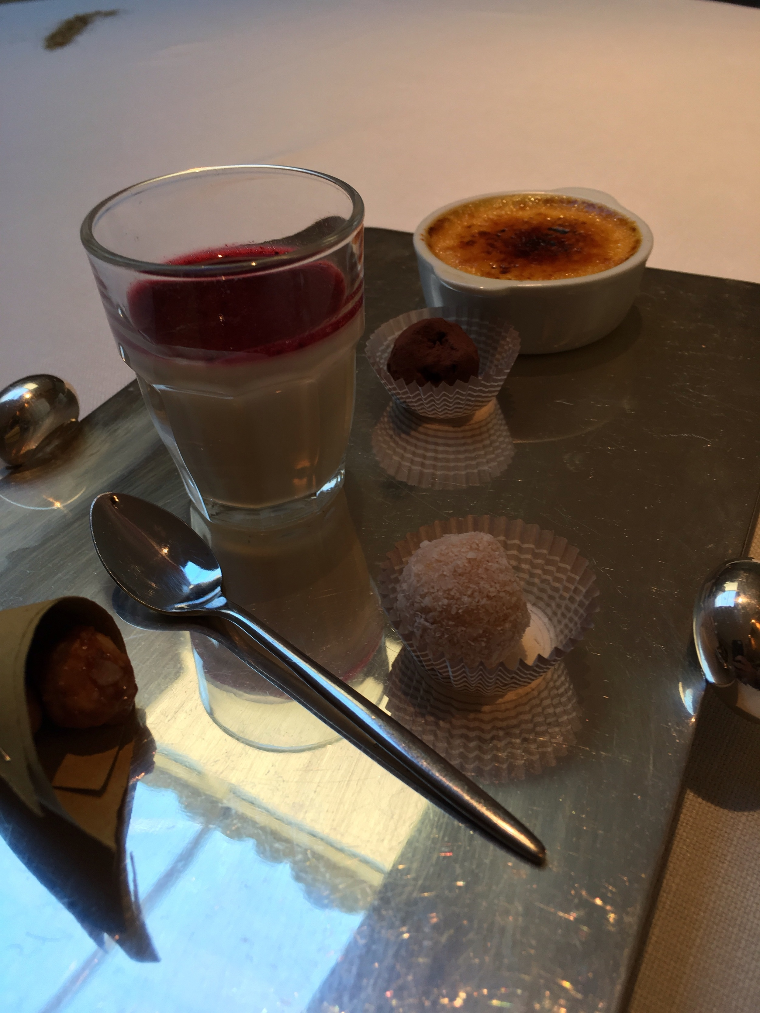 Dessert #3, Post Dessert, Dessert