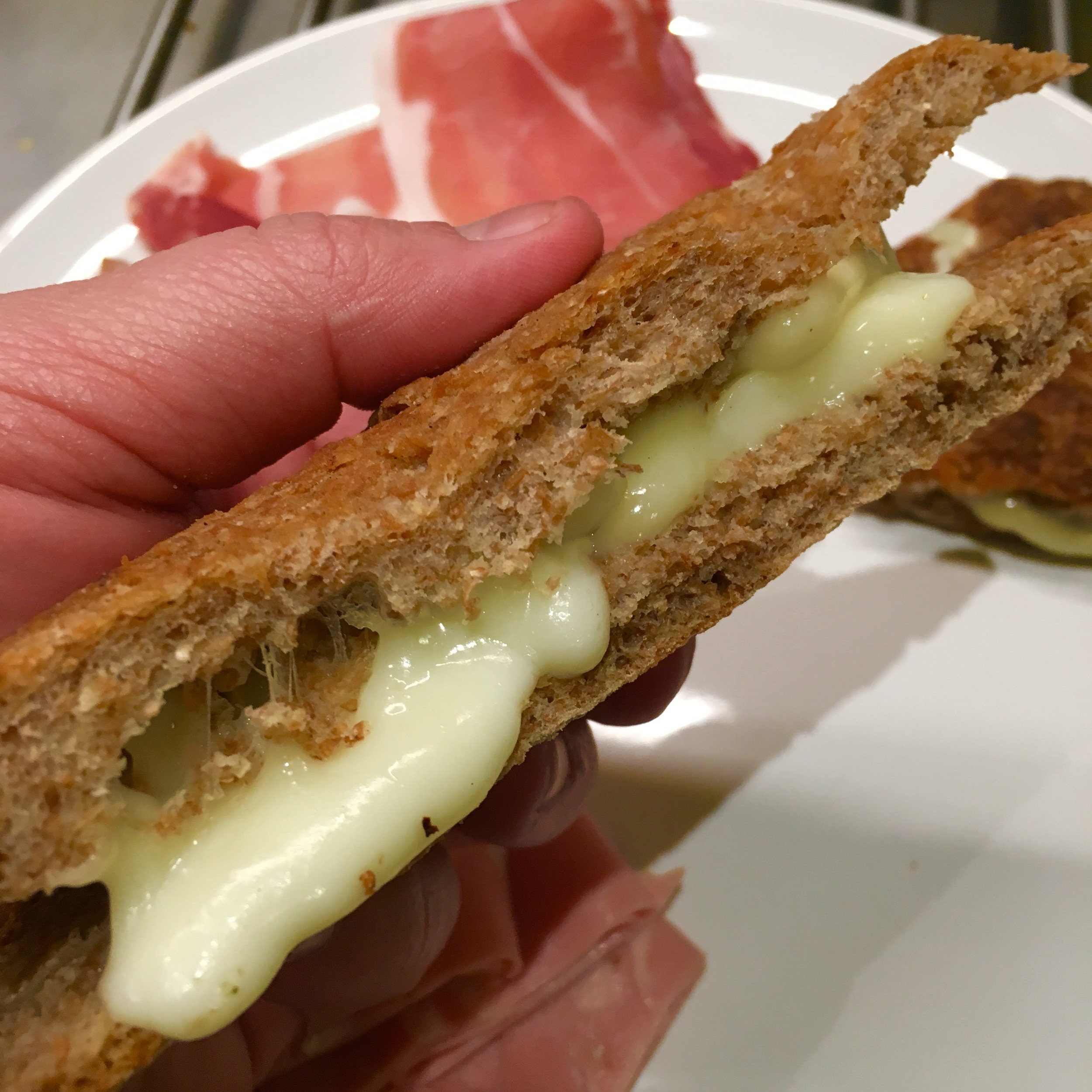 Lucchese Grilled Cheese Sandwich