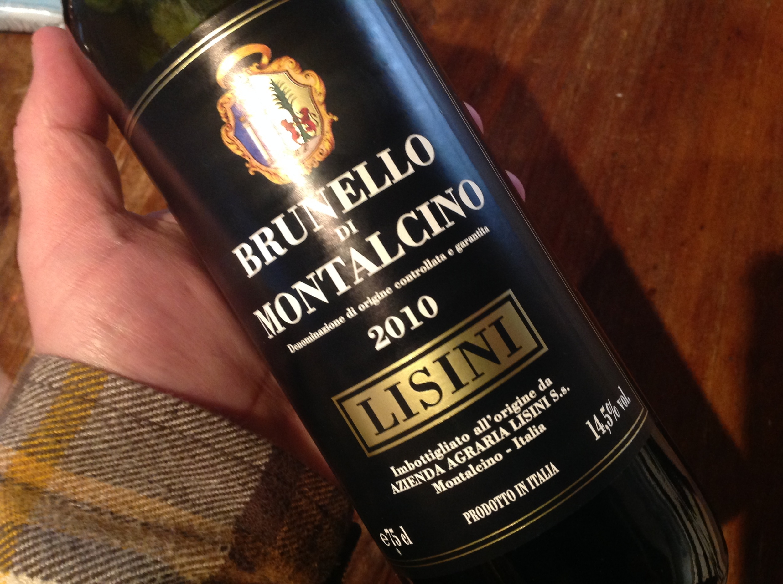 Lisini 2010 Brunello di Montalcino