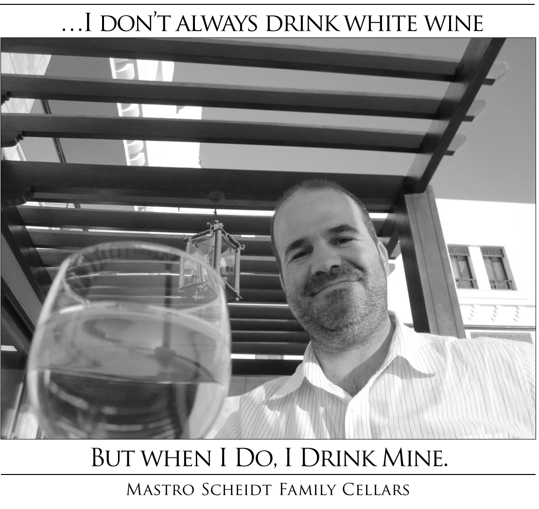 Most Interesting Wine Maker