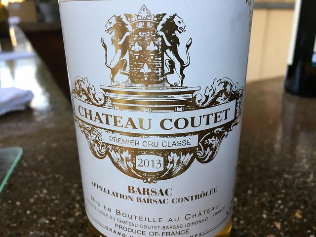 Château Coutet Barsac #3