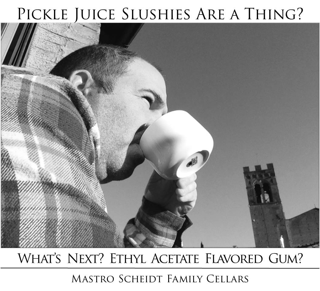 Pickle Juice Slushie