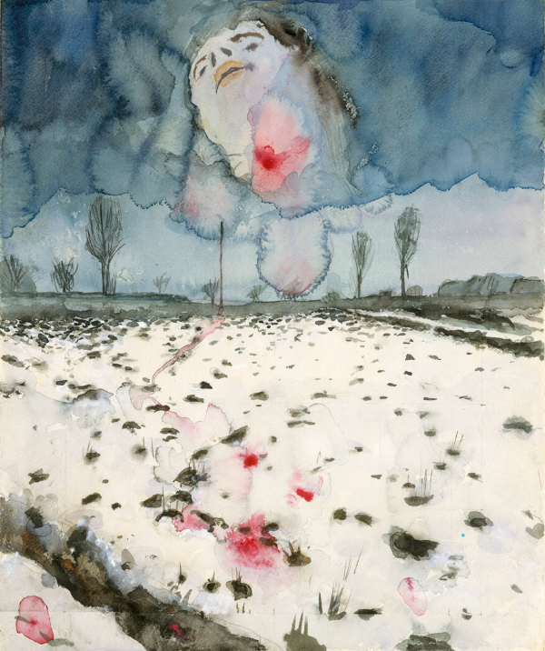 Winter Landscape, 1970.