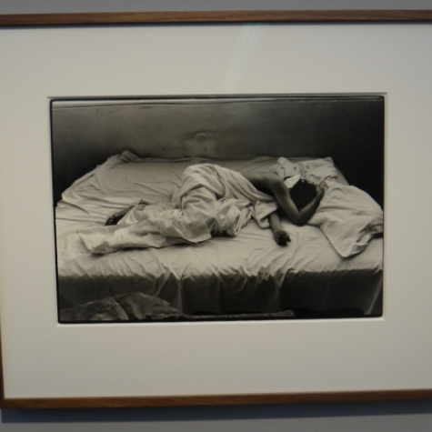 Barbara Sleeping, 1959