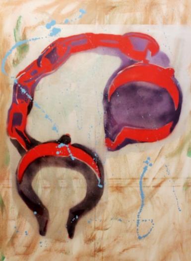 Shackles, 2015, Moussa Sanogo