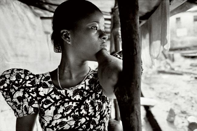 Mariatu, 2001, Sierra Leone