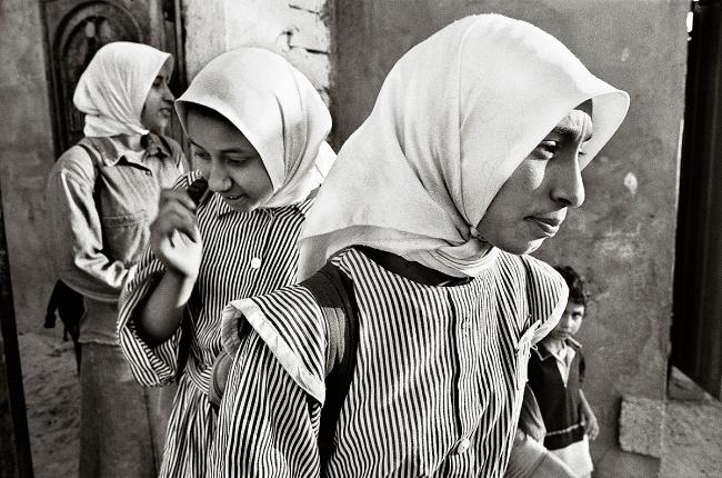 Zakiya, 2001, Gaza's Strip