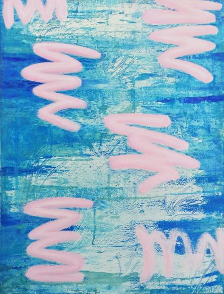 Untitled (Happy Pill) 2016, Hannah Bays